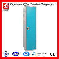 Storage wardrobe locker/cabinet furniture mild steel wardrobe for home kids metal locker room furniture