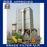 Industrial Filter Unit Pulse Jet Dust Collector