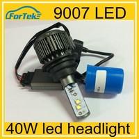 led headlight bulb 9007 led bulb manufacturing led auto lamp wholesale