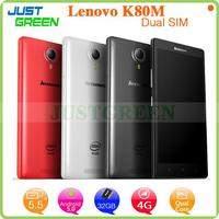 Brand new android 5.5 inch Lenovo K80M In-tel Z3560 Quad Cores android 5.0