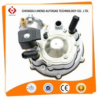cng/lpg motorcycle kit converter regulator/reducer