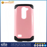 [GGIT] Colorful hard 2 in 1 phone case for Alcatel IDOL355