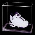 pantalla de acrílico transparente caja de zapatos de zapatos nike caja de presentación
