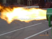 Multifonction bois poêle à granulés, Brûleur de biomasse pour culot