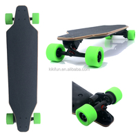 2016 fantastic durable cheap electric skateboard on top sales