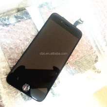 Digitizer screen with LCD and touch panel black for iphone 6