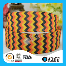 High Quality Factory Halloween Printed Ribbons
