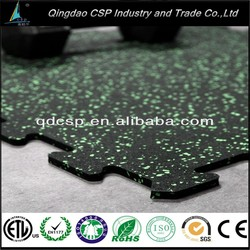 Qingdao factory lowest weight lifting wholesale gym flooring