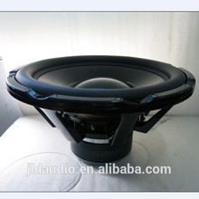 Black high quality speaker OEM subwoofer