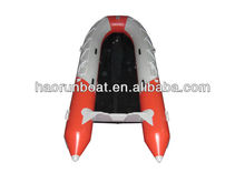 4.3m inflatable boat 8people with pvc 2013