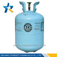 High purity r134a refrigerants gas with good price