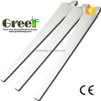 Small VAWT Blades Vertical Axis Wind Turbine Blades Manufacturer Original Design