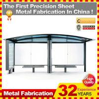 modern metal park bench for sale