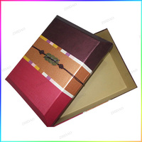 Wholesale gift box with customer's design printed