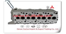 Hyundai H100 2.5TD engine D4BH Cylinder head D348983/MD351277/MD303750 for H1/H100/Galloper Exceed 2476cc 2.5TD 8v