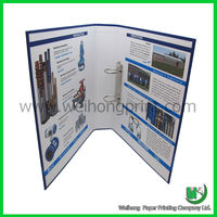 china wholesale cheap A4 size hardcover paper file folder