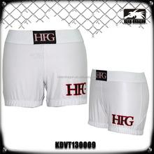 women wholesale athletic shorts women wear booty boxing short four-way stretch fabric mma wear