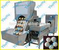 Gran capacidad de cebolla y pelador cortador de la máquina/cebolla cortador de raíz de sms: 0086-15238398301