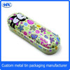 wholesale customized free sample decorative pencil box stationary pen box