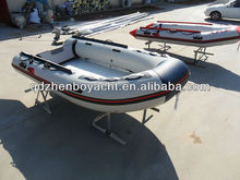 sea side holiday pvc inflatable boats
