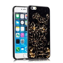 2015 Fashion Acrylic 3D Phone Case With Popular 3D Images,3D Phone Case For iPhone 6