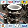 Regulating pipeline vibration displacement contain PTFE expansion joint stainless steel flanged fittings