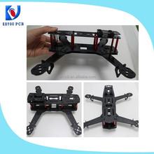 High quality carbon fiber quadcopter frame for exporting