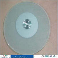 Best Sale 6mm Clear and Colored Dining Table Glass with CE/CCC/ISO Certificate
