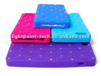 Bling bling case for iPhone 5, silicon case for iPhone 5