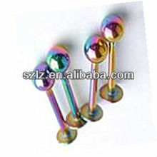 colorful lip ring piercing wholesale