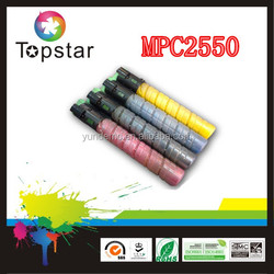 Toner Cartridge MPC2550 Suitable for Ricoh Aficio MP2500 MP2500LN