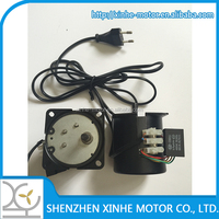 high torque low noise dB30-50 4w ac synchronous motor