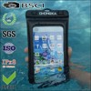 Mobile phone waterproof accessories,waterproof pvc bag with armband