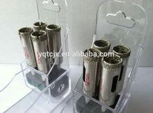 diamante electrolíticos de mármol de perforación del agujero 12mm taladro de diamante para el mármol de perforación
