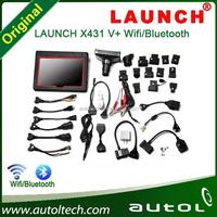 Global Version Original Launch X431 V+ Diagnostic Tools Machine Equipment for Sale OBD Car Diagnostic Computer