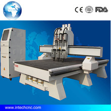Cost effective three process wood cnc machine 1325/ cnc wood engraving machine/cnc cutting machine