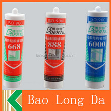 2015 hot sale high quality glass glue glass liquid silicone sealant