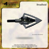 2015 wholesales price linkboy LBB037 warcraft new hunting broadhead for archery