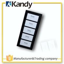 Kandy Unik Strong design team black five waterproof outdoor picture frames