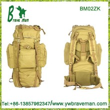2015 New arrive Hot sale 60L tactical strong hiking travel bag