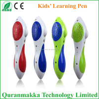 Good Quality Sound Reading Pen for Kids 2-7 Years Old Children