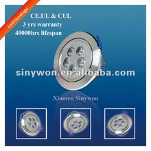 2012 Sinywon 5W LED Ceiling light with CE and RoHS