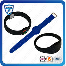 Cheapest new arrival NFC/RFID smart id card wristband