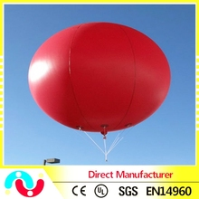 2015 Hot Colorfur Helium PVC Inflatable Advertising Balloon with Logo Printing
