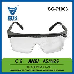 Ce ansi z87 wholesale side shield safety glasses form china manufacturer for sale