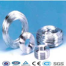 BWG 21 Galvanized iron wire for Middle east market