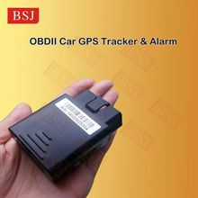 OBD II GPS GPRS GSM Car Tracker Diagnostic for Vehicle