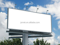 High strength new technology outdoor sign board material
