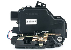 Front Right Door Lock Mechanism Actuator For VW Seat Skoda PASSAT GOLF4 BORA LUPO MK4