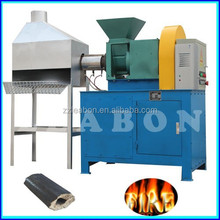 Screw Type Homemade Charcoal Briquette Extruder Machine